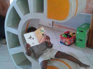 Atelier loisir, création bibliothèque enfant lettre C