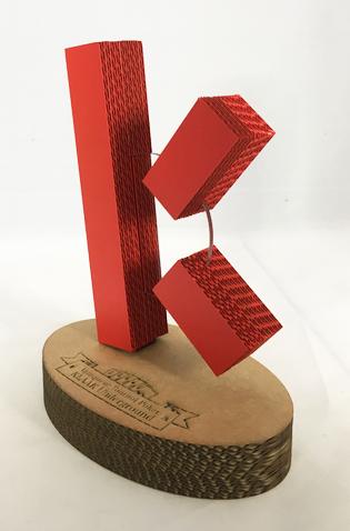 Trophée Carton - Klaak