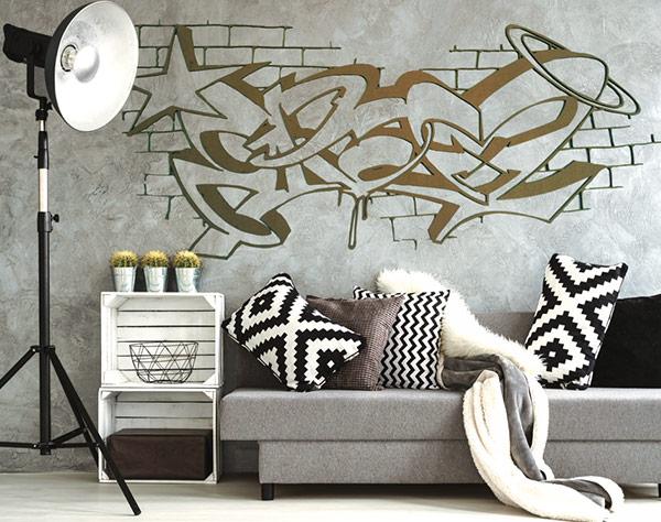 Décoration Murale Graff