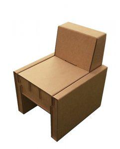 chaise-pouf O2G