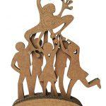 trophée en carton personnalisé granhota
