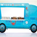 Décors food truck mer