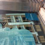 Décors de vitrines en carton carrere